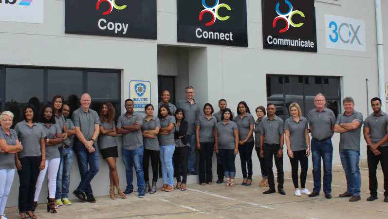 3C Technology Staff Photo